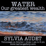 WATER, Our greatest wealth