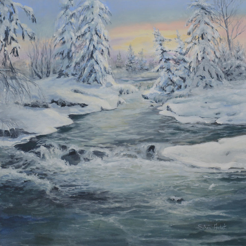 AURORE WINTER 24X24