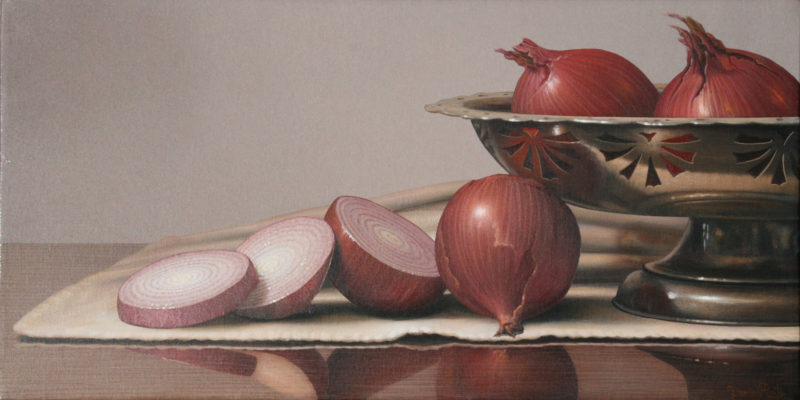 RED ONION TRAY 8X16